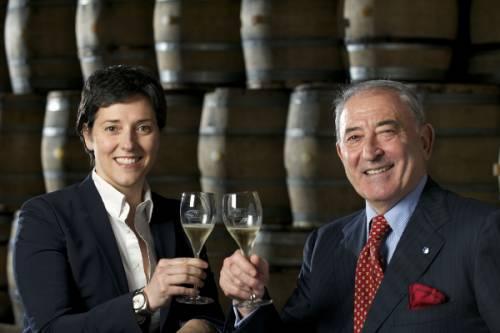 De eigenaren van Bellavista, wijnhuis van het jaar 2017