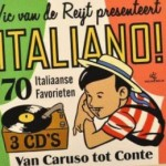 De 70 Italiaanse Favorieten van Vic van de Reijt