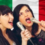 Italiaans karaoke