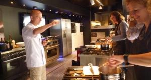 Kookworkshops op het Italie Evenememt