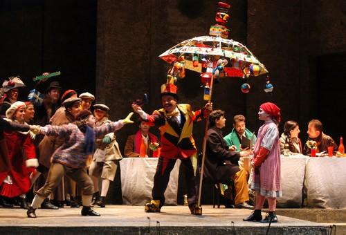 La Bohème 2005-Teatro Nuovo