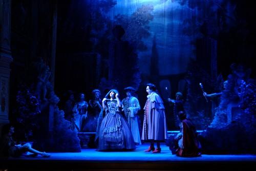 Le nozze di Figaro 2003-Teatro Caio Melisso