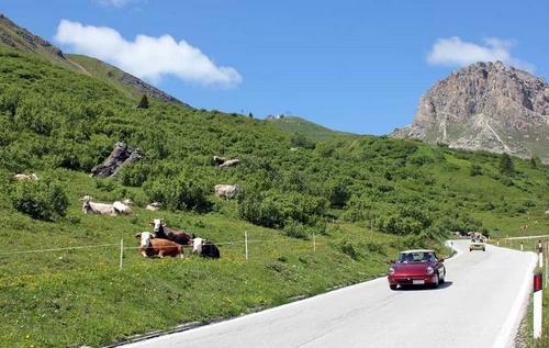 Lekker toeren op de Grande Strada delle Dolomiti