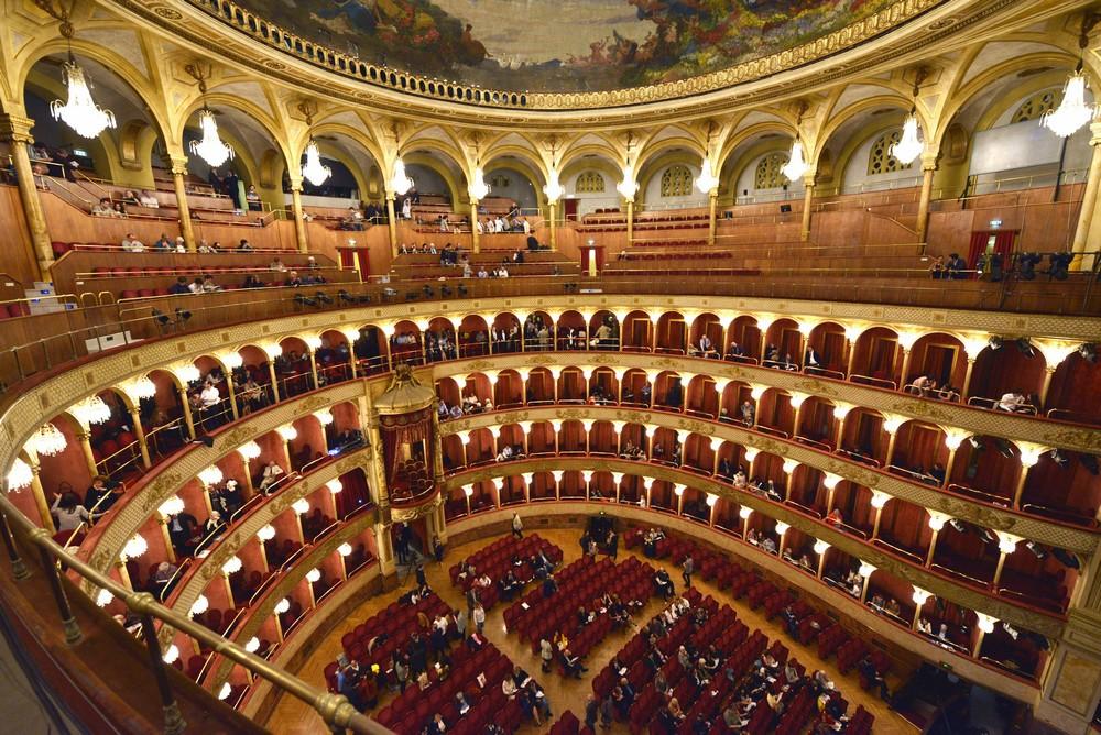 oudste theater ter wereld