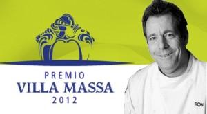 Villa Massa prijs voor Ron Blauw