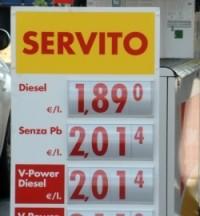 Als je even niet oplet betaal je meer dan 2 euro voor een litertje!