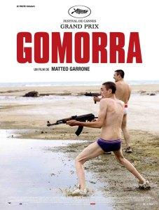 Filmposter van de Italiaanse film Gomorra