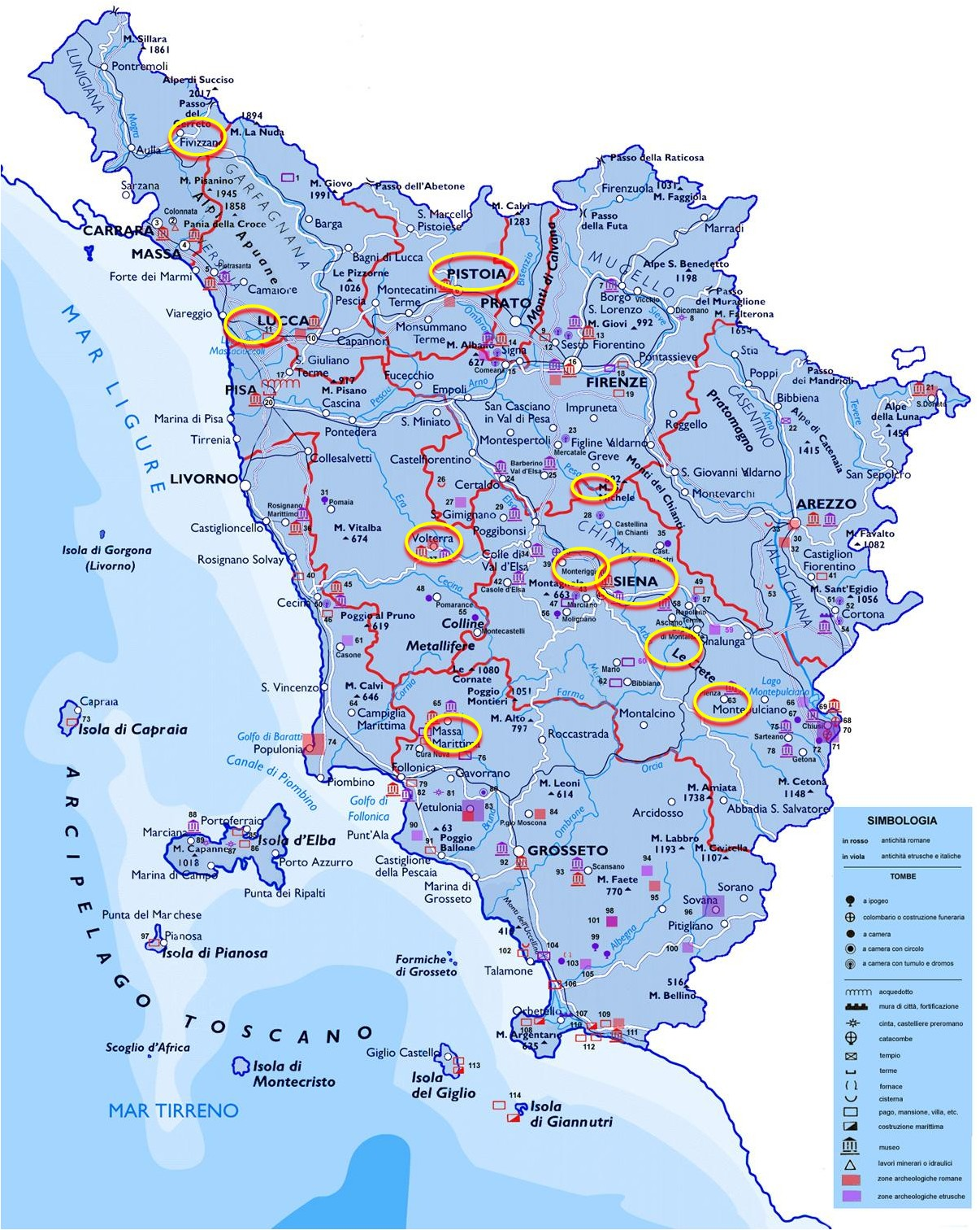 florence italy tourist map with Kaart Toscane Met Evenementen En Festivals Zomer 2012 on Messina Sightseeing Map further Gedetailleerde kaarten besides Umbria italy map together with Ecolmap also Alberobello.
