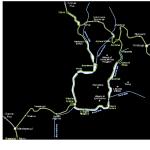 Klik op het kaartje voor de route