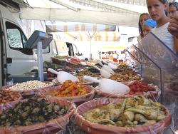 Markt in Luino