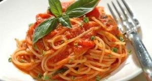 tomatensaus pasta recept