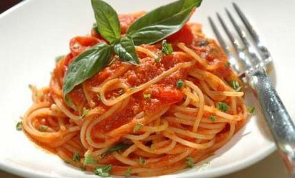 Italiaanse recepten pasta