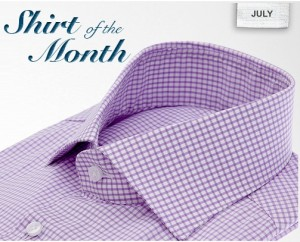 Shirt of the month July