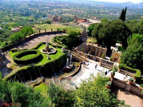 De top 20 mooiste parken en tuinen van itali il giornale d gratis krant en website over itali - Canape roma huis van de wereld ...