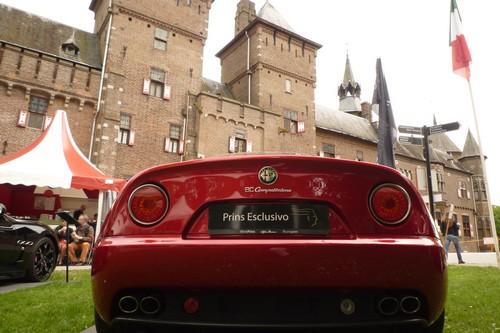 Alfa 8C van Prins, nee niet die van Bernard Jr. want die heeft hem verkocht, nee Prins Exclusivo