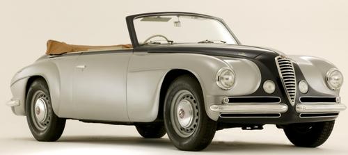 Alfa Romeo 6C 2500 SS Cabriolet Villa d'Este - car. Touring - 1951 (1)