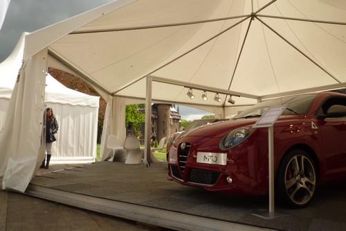Alfa Romeo Milano Torino (Mito) al Castello
