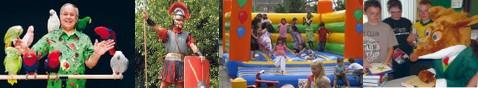 Alles voor kinderen tijdens het Italië Evenement in Haarzuilens