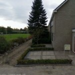 Birgit woonde aan het Rameaulaantje in Aalsmeer