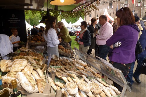 Brood, integrale zoals de Italianen de donkere variant noemen