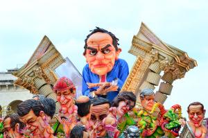 Carnaval van Acireale optie 2