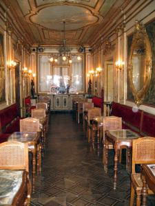 Ceffè Florian in Venetië-2