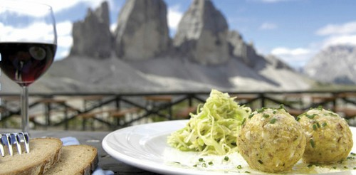 Culinair Trentino en Zuid Tirol