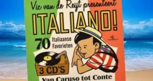 De 70 Italiaanse Favorieten van Vic van de Reijt