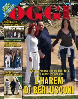 De cover van het blad met de compromitterende foto's