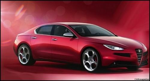 De nieuwe Alfa Romeo Giulia