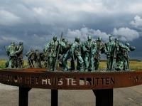 De soldaten van Caligula in Katwijk
