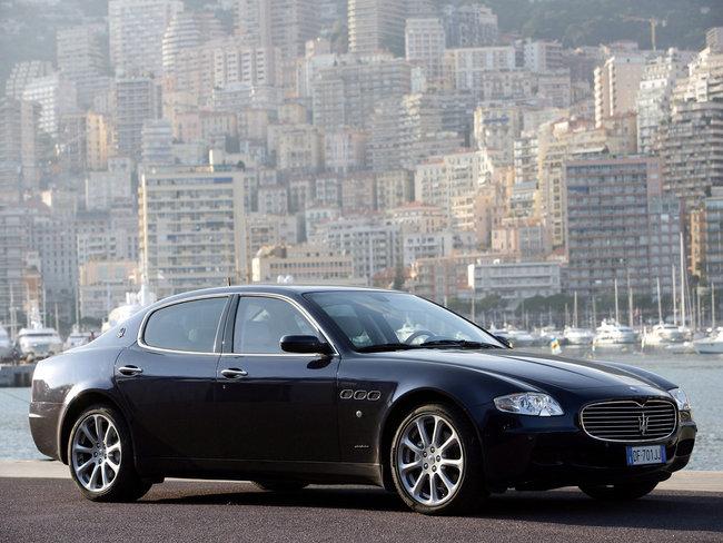 Deze Maserati Quattroporte van het ministerie van defensie ging ook onder de hamer