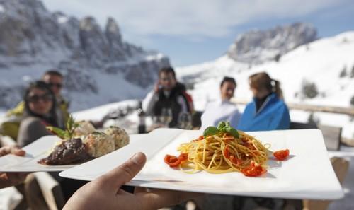 Spaghetti en Knödel, het beste van twee werelden