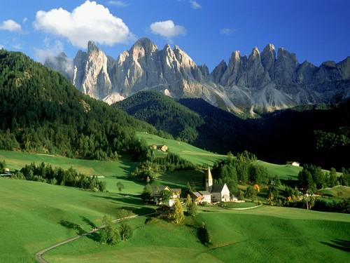 Dolomieten in Trentino