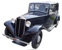Een Lancia Augusta Berlina uit 1932