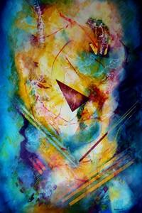 Ferruccio Ramadori schilderijen