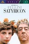 Filmposter van Satyricon van Fellini