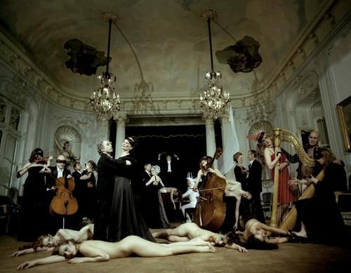 Foto van de Italiaanse fotograaf Marco Sanges
