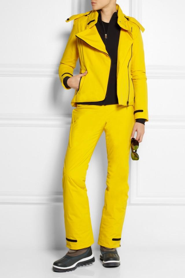 Deze gele Fendi outfit is niet goedkoop