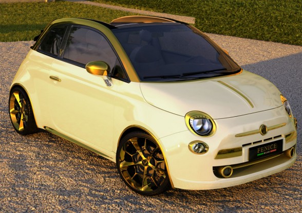 Gold-Diamonds-Fiat-500C