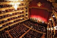 Het beroemde Scala in Milaan