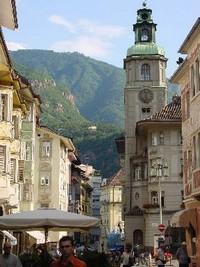 Het gezellige Bolzano (Bozen)