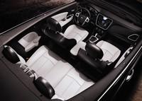 Het interieur van de nieuwe Lancia Flavia Cabrio