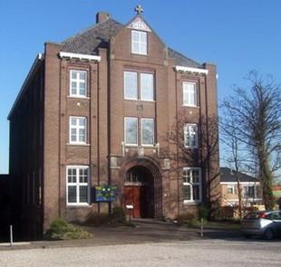 Het karmelklooster in Aalsmeer