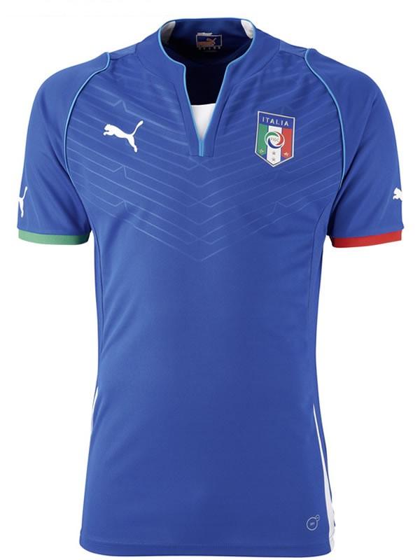 Het nieuwe Puma shirt van de Squadra Azzurra