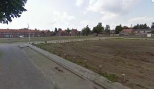 Het voormalige Sint Pietersplein in Tilburg. Net even anders dan Rome...