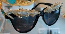Hip het najaar in met de krokodillenbril van Dello Russo