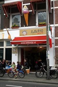 IJssalon Roberto in Utrecht