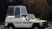 In dit model bezocht paus Johannes Paulus II Nederland in 1985