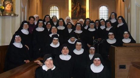 Italiaanse nonnen naar Nederlands klooster